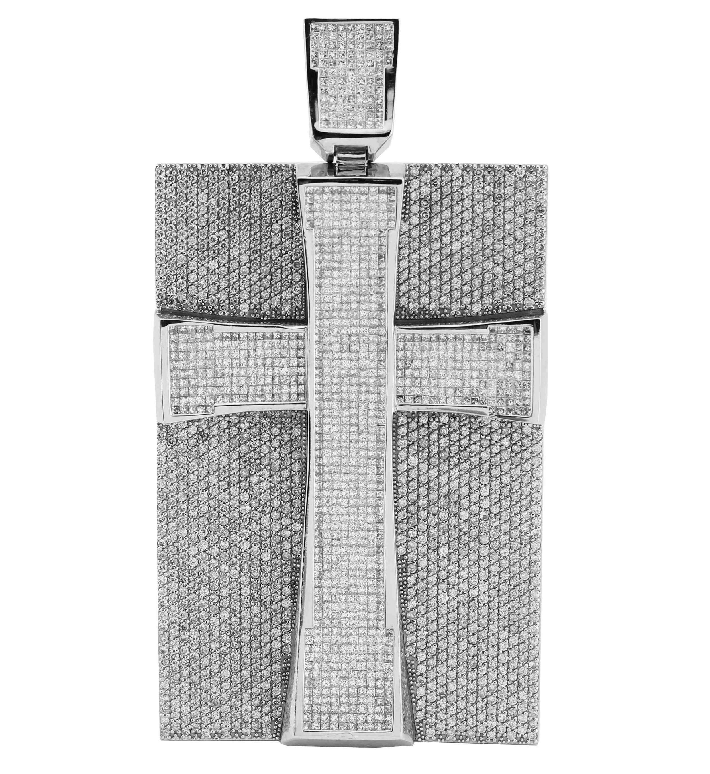 Slick Rick Cross Pendant from Avianne & Co.  (PRNewsFoto/Avianne & Co.)