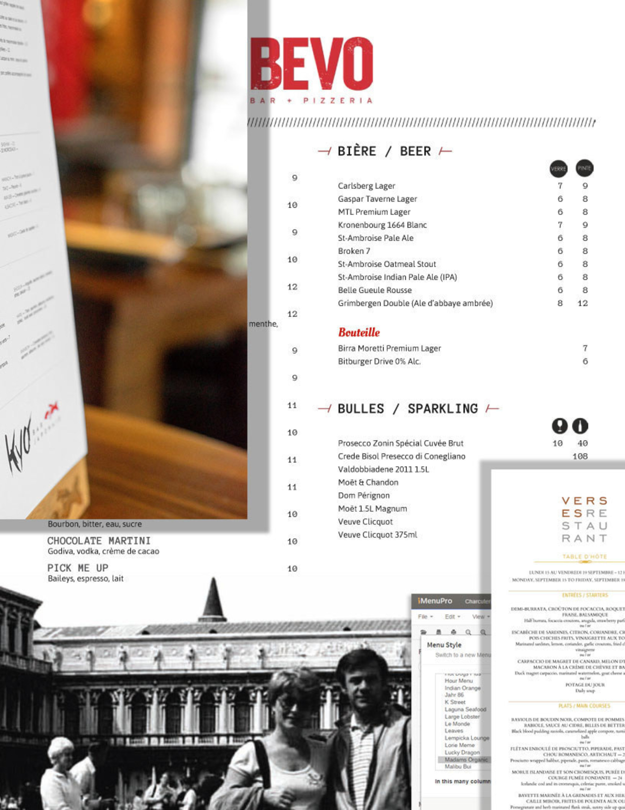 iMenuPro Adds New Features including Live-Sync Menus, Expands Accessibility of Online Menu Maker