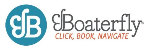 Boaterfly Logo (PRNewsFoto/Boaterfly)