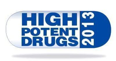 High Potent Drugs 2013 Conference Logo
