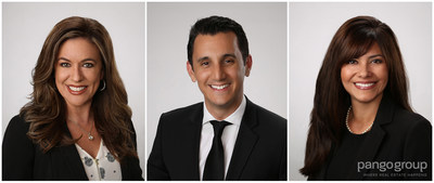 Welcome Kellee Sauter, Russell Jensen, and Lisa Kelly to Pango Group!