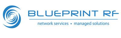 Blueprint RF logo.