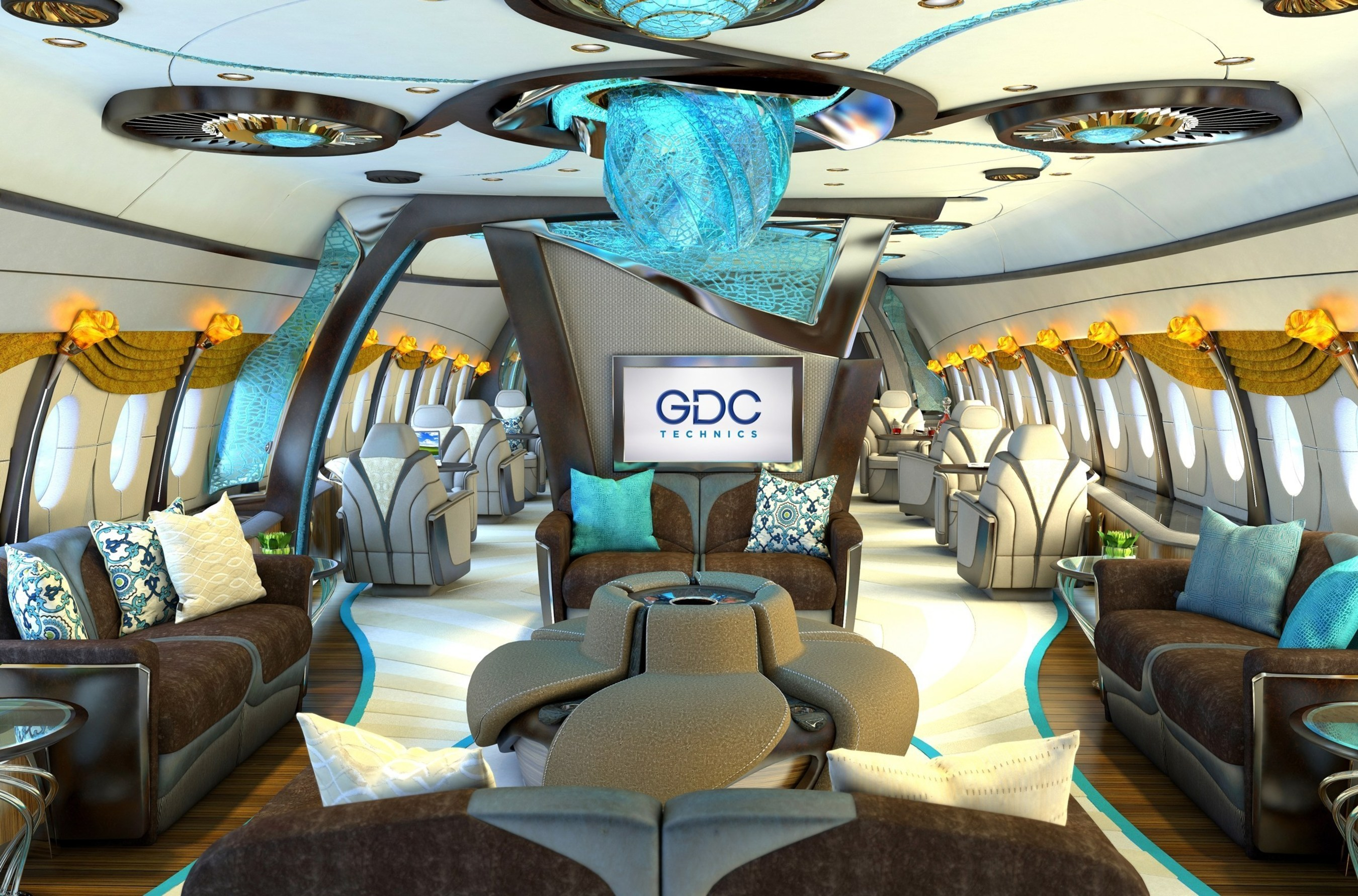 Gdc Technics Inks Lease Of 840 000 Sf At Alliance Airport