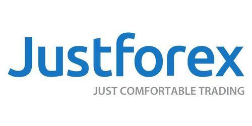 JustForex Logo (PRNewsFoto/JustForex)