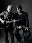 Paul Simon and Sting's
