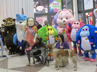Toy Fair 2012 Opening(PRNewsFoto/Toy Industry Association)