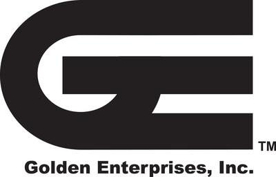 Golden Enterprises logo (PRNewsFoto/Golden Enterprises)