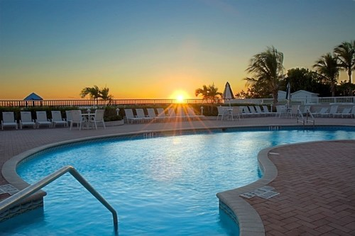 The adult-only pool at Lido Beach resort provides guests over the age of 18 with a haven to relax in style. Moms and dads can get away from the kids for a bit to enjoy an adult beverage at the beachfront oasis while catching a sunrise or sunset. The ...