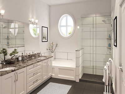 surge homes reveals luxury bathroom packages
