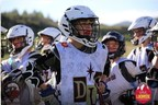 Boys youth lacrosse players at the 2014 Vail Lacrosse Tournament