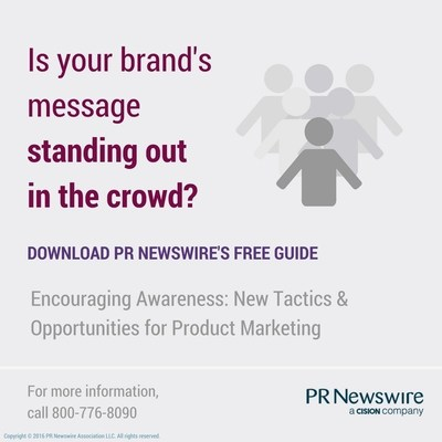 Encouraging Awareness: New Tactics & Opportunities for Product Marketing