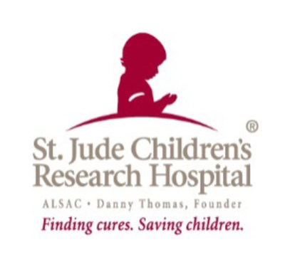 St. Jude Children's Research Hospital Logo.
