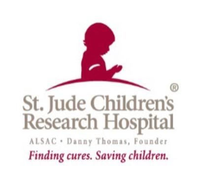 St. Jude Children's Research Hospital Logo.