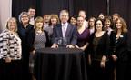 Chairman John Goodman with members of The Goodman Group leadership team.