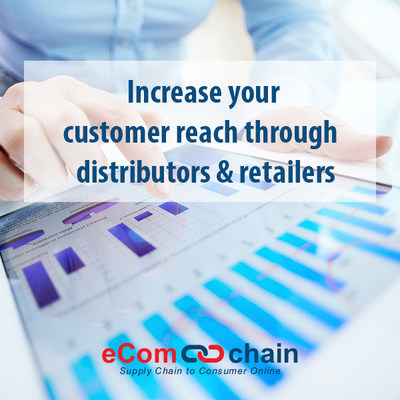 eComchain, a Dallas based Commerce Cloud organization, connects supply chain to consumers online