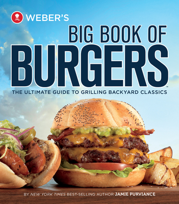 The just-released Weber's Big Book of Burgers celebrates America's passion for the classic hamburger--and unites burgers with their best friend: the grill. Weber Grills' first cookbook dedicated to backyard favorites features 160 recipes including re-imagined burgers using ingredients from beef, to chicken, lamb, salmon, and even quinoa. Weber's start-to-finish approach to hosting a classic cookout also includes fun takes on hot dogs and brats; savory side-dishes; and refreshing summer drinks. Retail: $21.95; Visit weber.com or amazon.com. (PRNewsFoto/Weber-Stephen Products LLC) (PRNewsFoto/WEBER-STEPHEN PRODUCTS LLC)