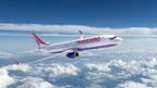 Transaero, Russia's largest independent airline, has today unveiled a new brand identity that defines their vision to be one of the world's best airline brands. Taking a confident step towards the future, the craft and style of the identity supports the pride and heritage that this Russian airline encapsulates