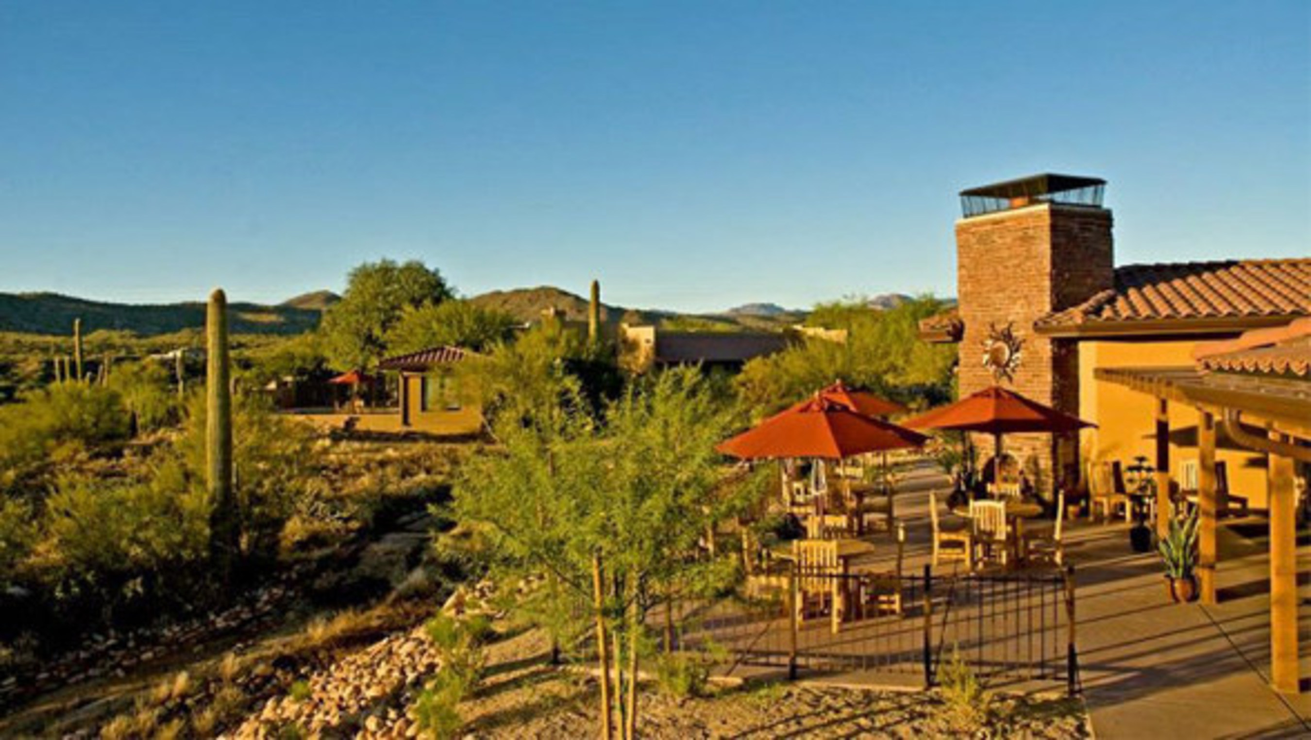 Rosewood Centers for Eating Disorders in Wickenburg, Ariz.