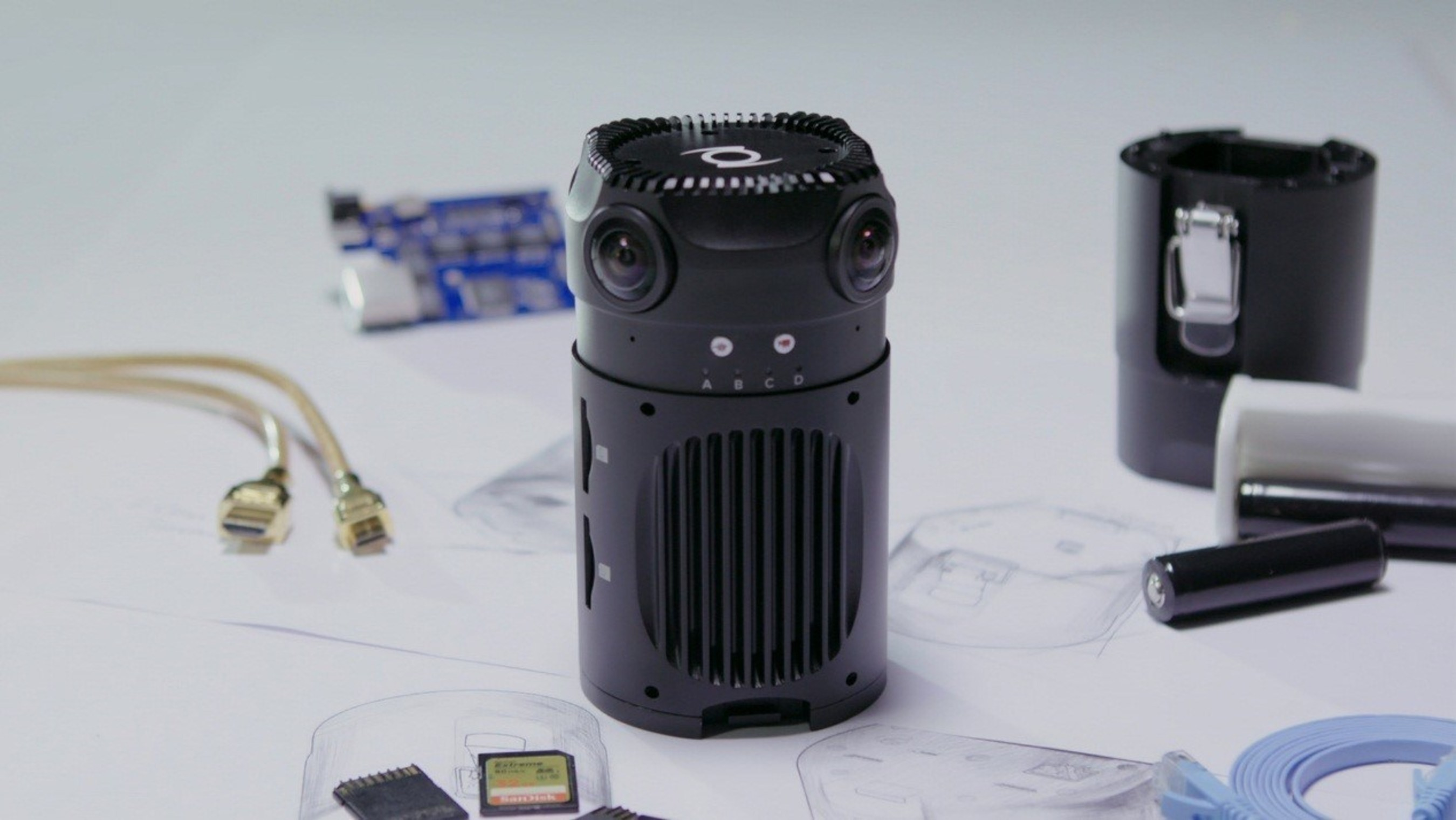 Z CAM S1 - Professional VR Camera Designed for VR Content Creators and Professional Users
