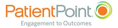 PatientPoint logo.  (PRNewsFoto/PatientPoint)
