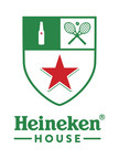HEINEKEN(R) HOUSE RETURNS TO THE US OPEN - Experience Features Exclusive Food Pairings and Record Setter Activities for Fans to become US Open Legends (PRNewsFoto/Heineken)
