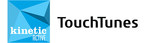 Kinetic Active, TouchTunes logos