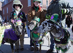 Dogs and Owners Celebrate Their Love for the Smell of Bacon at the 19th Annual Beggin'® Pet Parade