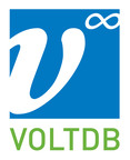 Corporate logo for VoltDB, the world's fastest high-velocity database.  (PRNewsFoto/VoltDB)