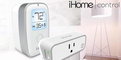 iHome SmartMonitor and SmartPlug