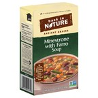 Back to Nature to Launch Artisanal Soups (PRNewsFoto/Back to Nature Foods Company)