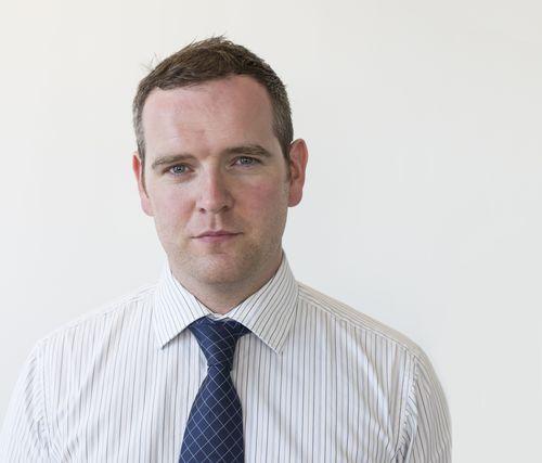 Michael Dall, lead economist at Barbour ABI (PRNewsFoto/Barbour ABI)