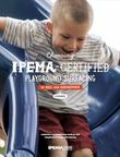 The downloadable, user-friendly brochure summarizes the latest ADA regulations for new construction and maintenance of playgrounds, and provides step-by-step instruction and visuals of the installation and maintenance of all types of IPEMA-certified safety surfacing. (PRNewsFoto/International Play Equipment ...)