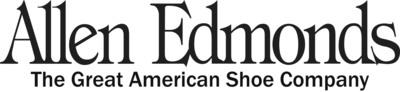 Allen Edmonds logo.