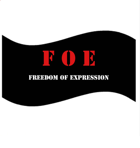 F.O.E. (Freedom Of Expression).  (PRNewsFoto/UNCORE)