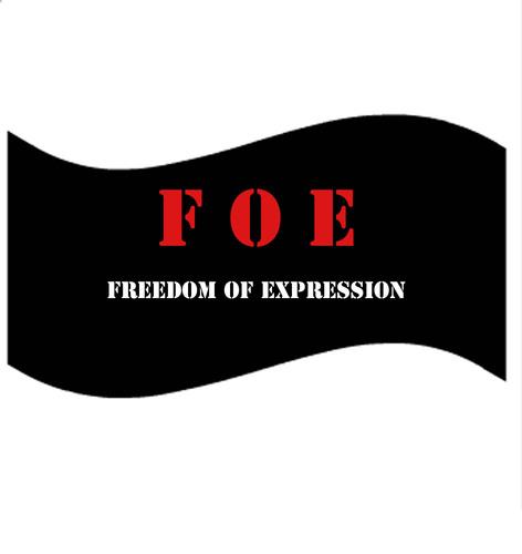 F.O.E. (Freedom Of Expression).  (PRNewsFoto/UNCORE)
