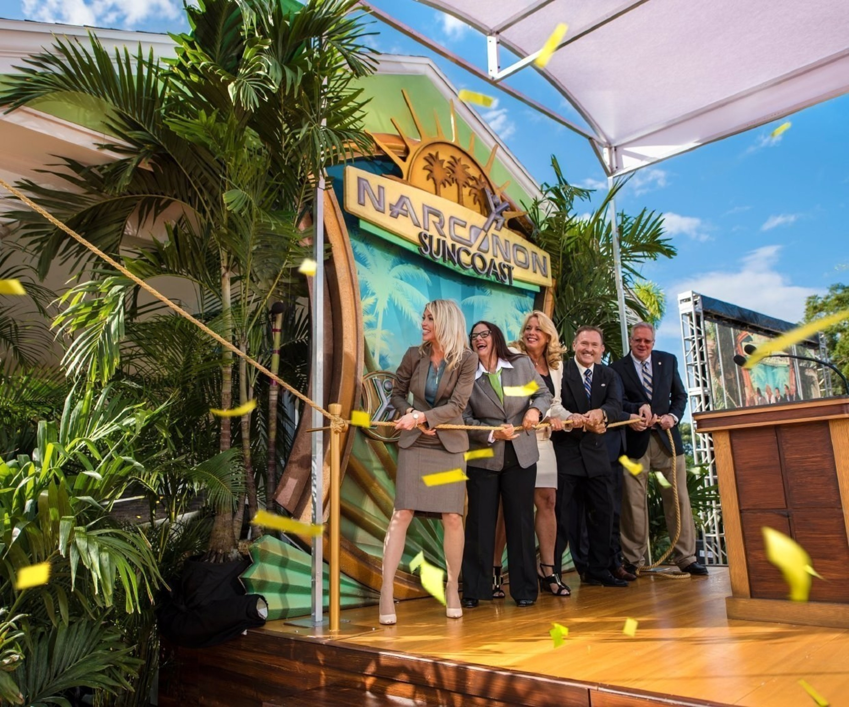 Narconon Suncoast Dedication Heralds Dynamic New Age for Drug Rehab in Florida