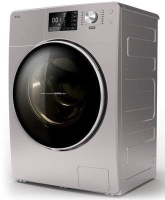 The iF Winning TCL Big Eye Crystal 2.0 washing machine