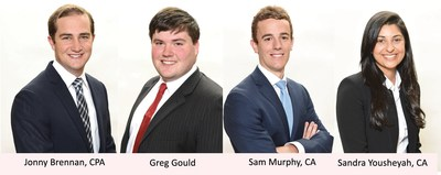 The Siegfried Group welcomes new professionals to its Northeast region