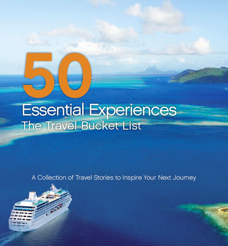 Princess' award-winning blog is now a book, available on Amazon.com.  (PRNewsFoto/Princess Cruises)