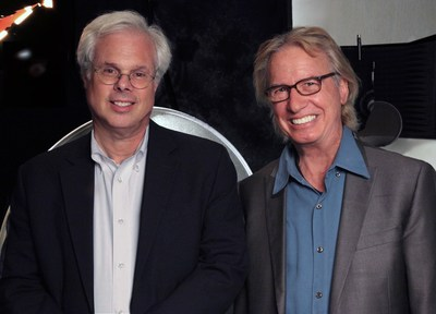 Finn Partners today announced it has acquired Greenfield Belser, Ltd., a brand strategy and creative services firm based in Washington, DC. Pictured (l to r) is Peter Finn, Founding Partner, Finn Partners and Burkey Belser, President and Creative Director, Greenfield Belser.