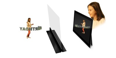 HoloVit screen for tablets