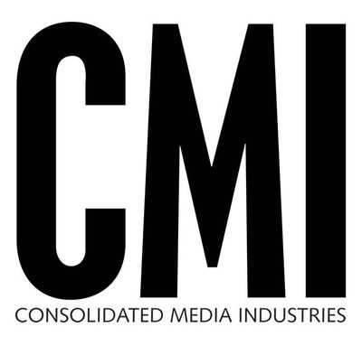 Consolidated Media Industries (CMI) Logo