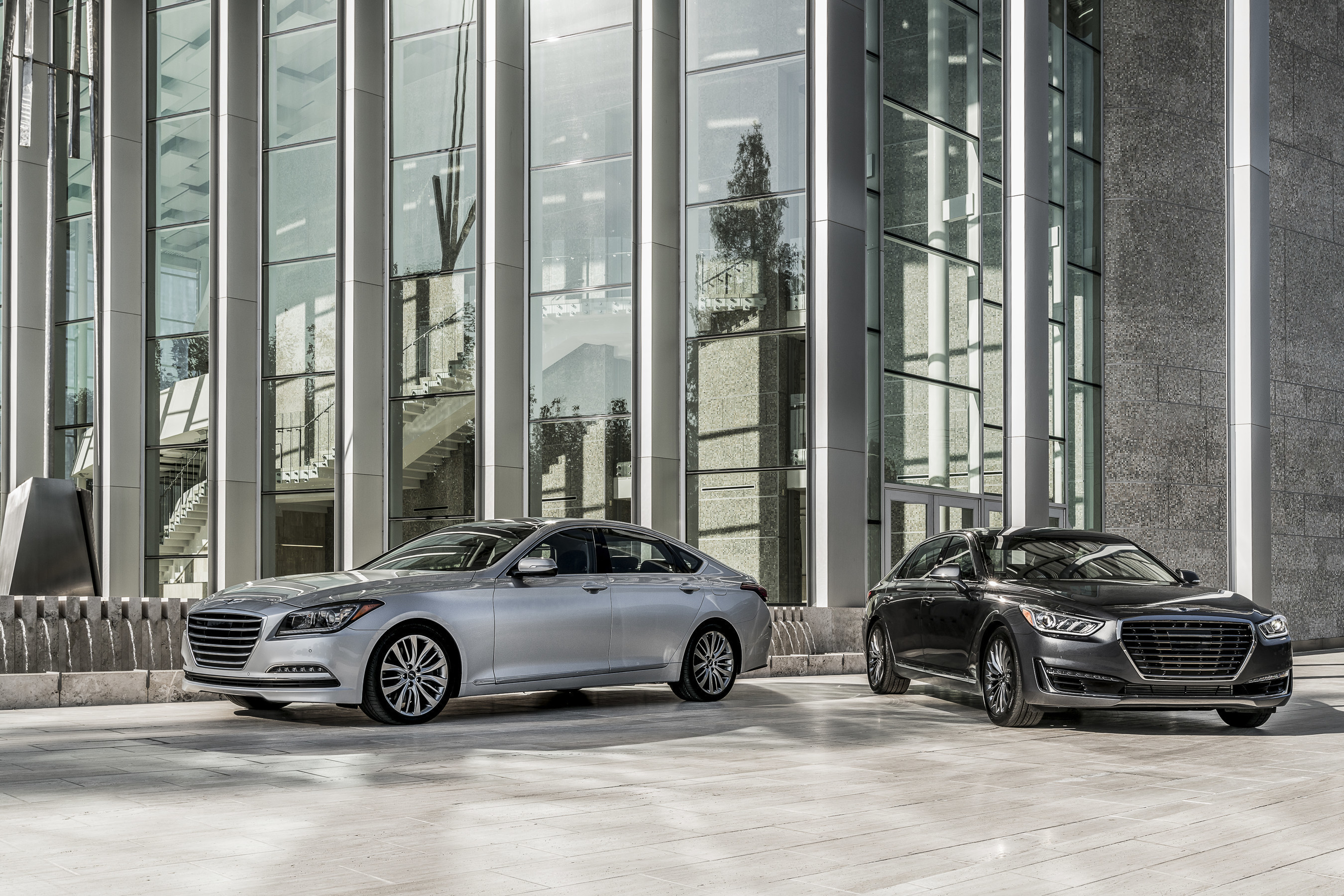 Genesis today announced pricing for the new 2017 Genesis G80 mid-luxury sedan, which offers the ultimate in refined performance, human-focused technology and first-class quality.