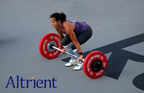 Altrient(TM) Names CrossFit Contender Cheryl Brost as Official Spokesperson.  (PRNewsFoto/Altrient, Inc.)