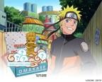 OMAKASE featuring Naruto Shippuden includes an exclusive gold Naruto Mininja.