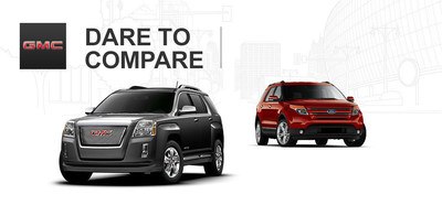 Cavender Buick GMC North has several models of the 2014 GMC Terrain available for customers to look at and take for a test drive today. (PRNewsFoto/Cavender Buick GMC North)