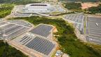 Yingli Green Energy Brings Solar Energy to Arena Pernambuco, Home of the 2014 FIFA World Cup.  (PRNewsFoto/Yingli Green Energy Holding Company Limited)