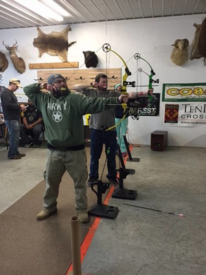 Injured veterans build lasting bonds during Wounded Warrior Project(R) Alumni events.