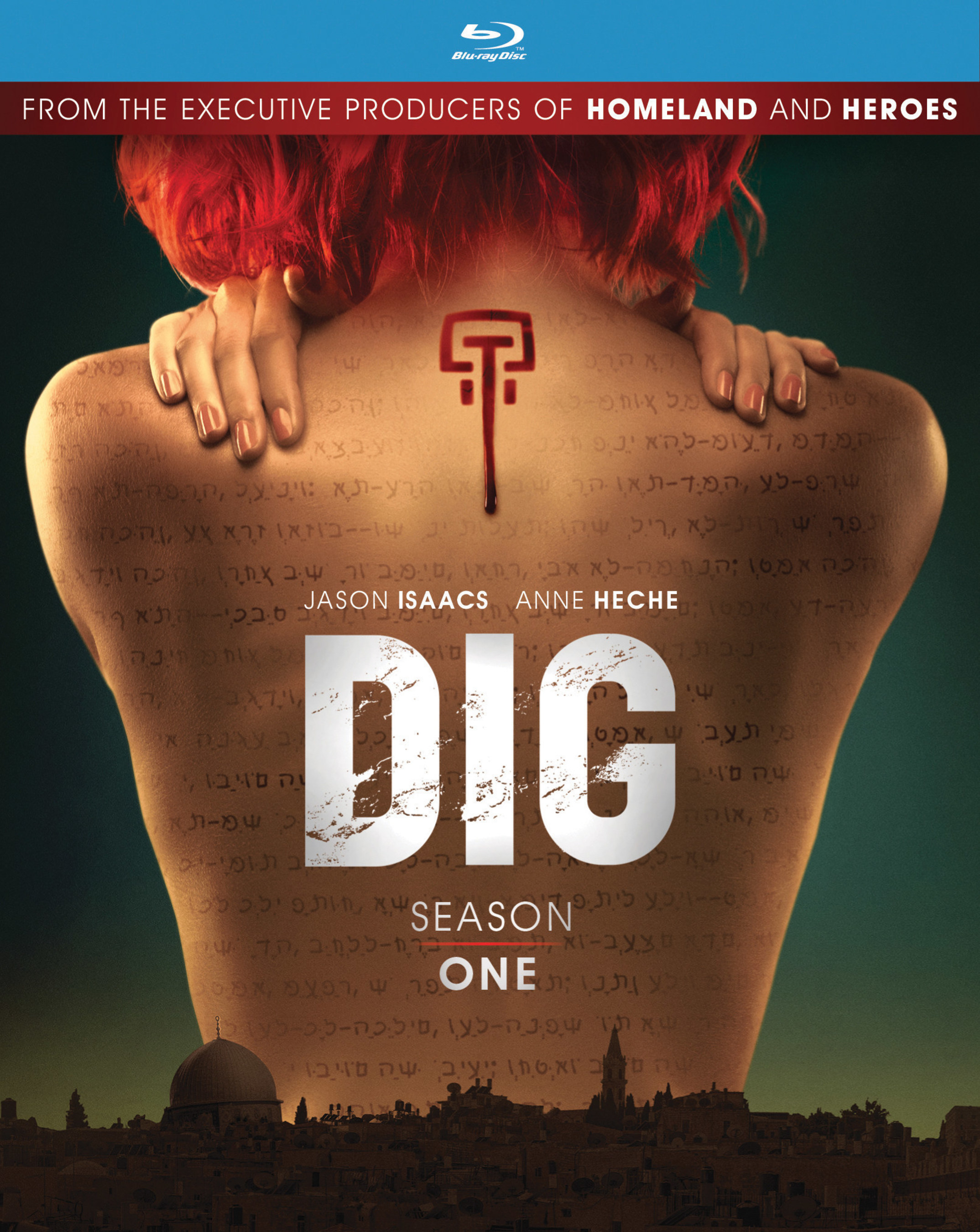 From Universal Pictures Home Entertainment: DIG Season One