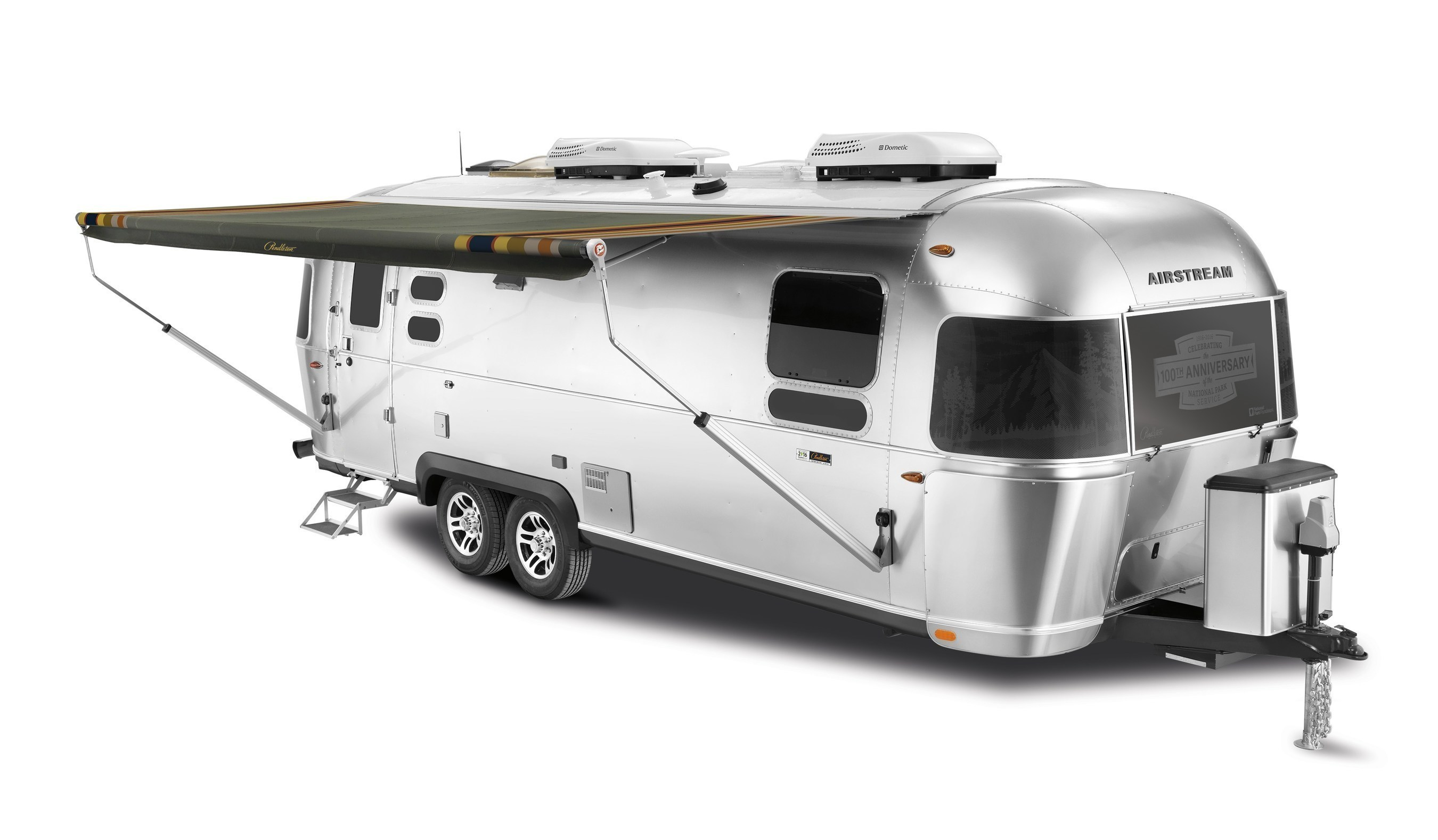Airstream Travel Trailer >> Limited Edition 2016 Pendleton National Park Foundation